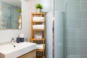 Unsejouranantes - Le Bel Air, Appartamenti  Nantes - big - 7