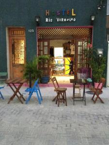 Hostel Rio Vermelho, Хостелы  Сальвадор - big - 22