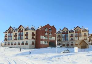 Apartment Tea, Appartamenti  Gudauri - big - 1