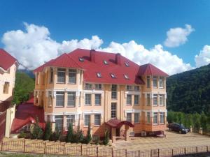 Апарт-отель Горный хрусталь, Эсто-Садок