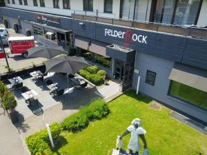 Hotel Restaurant Felderbock - Leimen