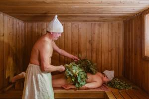Spa Hotel Ezeri, Hotely  Sigulda - big - 59