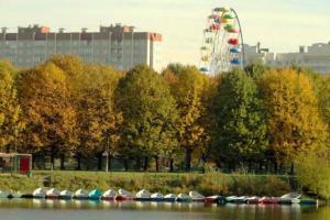 Yuzhno-Primorskiy Hotel, Hotel  San Pietroburgo - big - 52