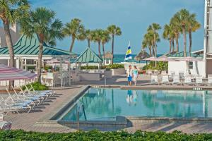 Sandcastle Resort at Lido Beach, Resorts  Sarasota - big - 17