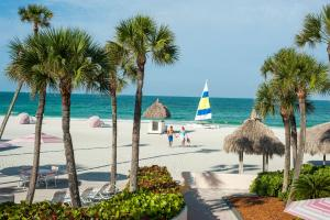 Sandcastle Resort at Lido Beach, Resorts  Sarasota - big - 16