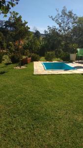 Pousada Colina Boa Vista, Pensionen  Piracaia - big - 103