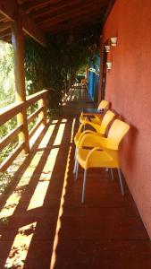 Pousada Colina Boa Vista, Pensionen  Piracaia - big - 111