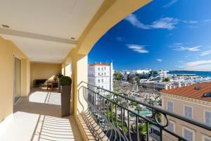 Palais View, Apartmány  Cannes - big - 21