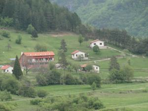 Hotel Garvanec, Загородные дома  Druzhevo - big - 35