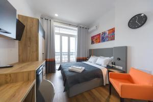 Partner Guest House Khreschatyk, Appartamenti  Kiev - big - 39