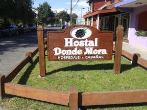 Hostal Donde Mora, Affittacamere - Villarrica