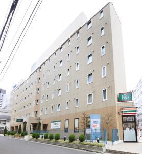 R&B Hotel Sendai Hirosedori Ekimae - Sendai