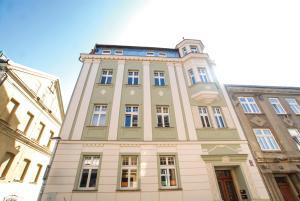 4 stern appartement Jizera Apartments Jiraskova Jablonec nad Nisou Tschechien