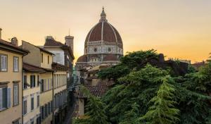 Penthouse Le Terrazze Duomo view