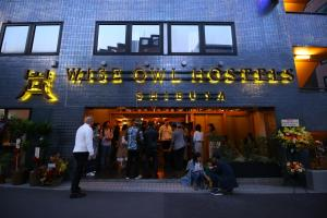 Wise Owl Hostels Shibuya (14 of 64)