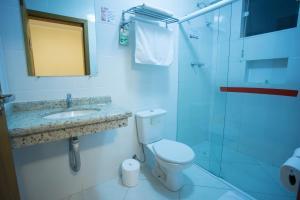 Hotel Vitoria, Szállodák  Pindamonhangaba - big - 2