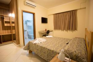 Hotel Vitoria, Hotely  Pindamonhangaba - big - 27