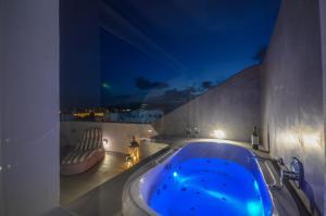 The Saint Vlassis, Hotels  Naxos Chora - big - 38