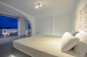 The Saint Vlassis, Hotels  Naxos Chora - big - 42