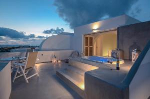The Saint Vlassis, Hotels  Naxos Chora - big - 68