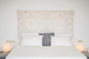 The Saint Vlassis, Hotels  Naxos Chora - big - 137