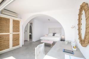 The Saint Vlassis, Hotels  Naxos Chora - big - 35