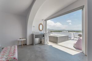 The Saint Vlassis, Hotels  Naxos Chora - big - 37