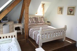 Pension Grant Lux Znojmo, Отели типа «постель и завтрак»  Зноймо - big - 136