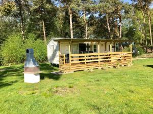 Chalets Wilsumerberge - near Lake and Forest - Itterbeck