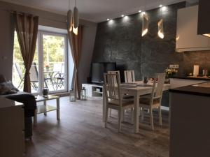 Apartamenty Silence Silver Baltic
