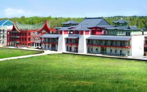 Hotel Vostochnaya Aziya Etnomir - Akhmatovo