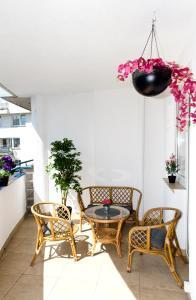 Apartament przy ulicy Balickiej