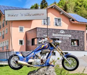 Gasthof-Pension Boxleitenmühle - Grainet