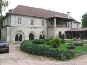 Abbaye de St Gilbert
