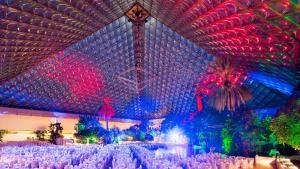 Eventhotel Pyramide, Отели  Фёзендорф - big - 48