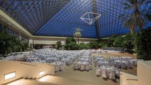 Eventhotel Pyramide, Отели  Фёзендорф - big - 24