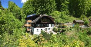 Hupfmühle Pension, Гостевые дома - Санкт-Вольфганг