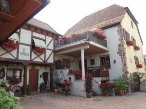 Location gîte, chambres d'hotes La Bergerie dans le département Haut Rhin 68