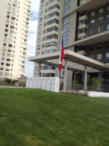 Costa de Montemar 546, Appartamenti  Concón - big - 13