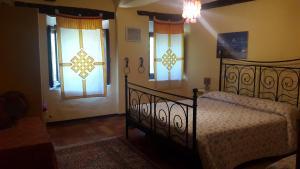 B&B Villa d'Aria, Bed & Breakfasts  Abbadia di Fiastra - big - 21