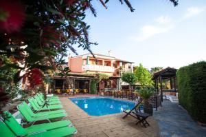 Hostels e Albergues - Ammon Garden Hotel