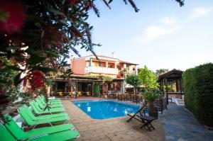 Hostales Baratos - Ammon Garden Hotel