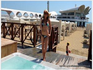 Villa a Lignano Riviera with air conditioning, Ferienhäuser  Lignano Sabbiadoro - big - 25