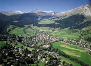 Hotel Surpunt, Hotely  Flims - big - 21