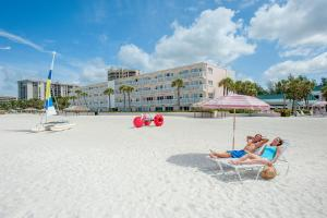 Sandcastle Resort at Lido Beach, Resorts  Sarasota - big - 1