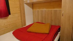 camping Au pays de Hanau, Kempy  Dossenheim-sur-Zinsel - big - 47
