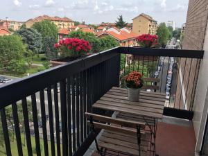 Chez Nous, Ferienwohnungen  Mailand - big - 35