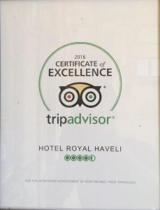 Hotel Royal Haveli, Hotely  Džaisalmér - big - 96
