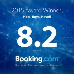 Hotel Royal Haveli, Hotely  Džaisalmér - big - 97