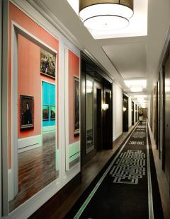 Отель The Langham Chicago Чикаго